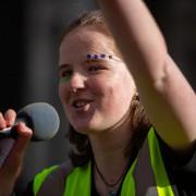 Students Strike Sorcha