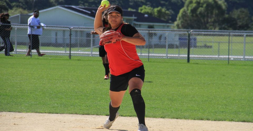 Lower Hutt student Pallas Potter's softball career on the rise