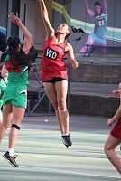 NZ Secondary Schools Netball Champs