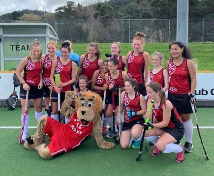 Mission Cup Netball and Te Toa Hockey
