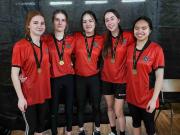 Badminton 2020 Winners Regional Div 1 Final