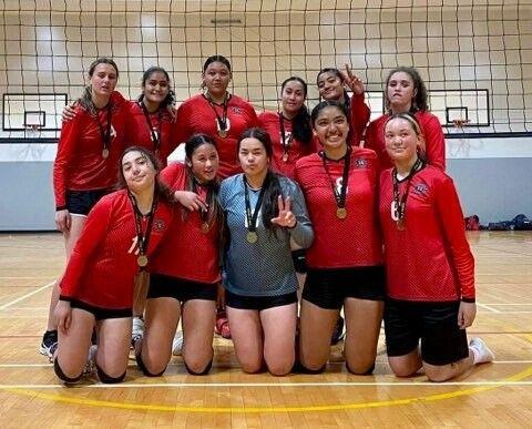 Premier Volleyball Win